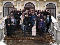 Les participants du voyage