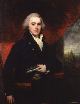 Le vicomte Sidmouth, Henry Addingto