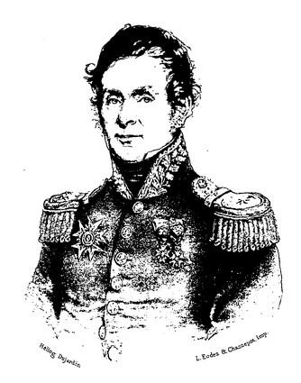 Le général Jean-François Boulart