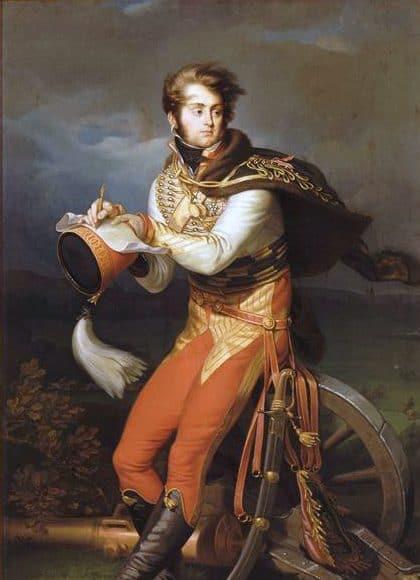 Louis-François, baron Lejeune (D'après Jean-Urbain Guérin -Versailles)