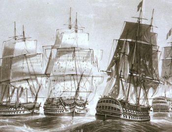 LIndomptable à Trafalgar