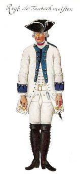 4e régiment d'infanterie Hoch und Deutschmeister