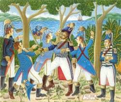 Arrestation de Toussaint-Louverture