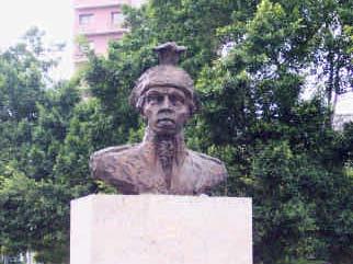 Buste de Toussaint-Louverture