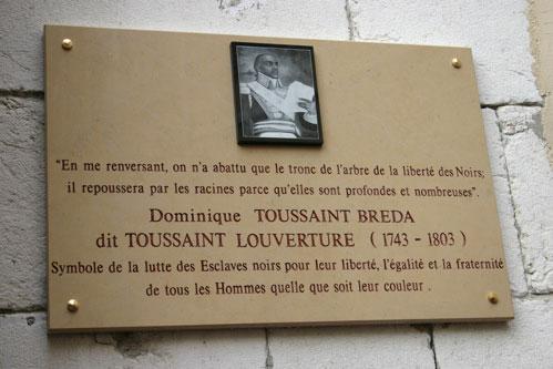 Plaque commémorative de Grenoble
