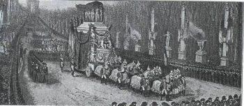 La tombe de Sainte-Hélène