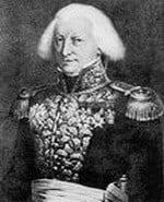 Le général Claude Henry Belgrand de Vaubois.
