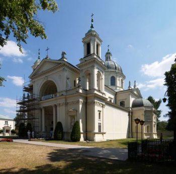 L'église de Wilanów