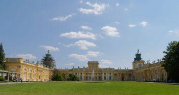 Le palais de Wilanów