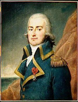 Le jeune Truguet, en 1792